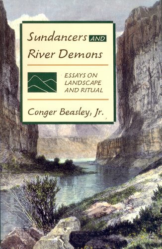 9781557281302: Sundancers and River Demons: Essays on Landscape and Ritual
