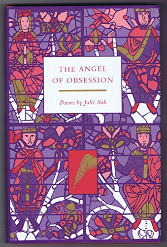 9781557282460: The Angel of Obsession (Arkansas Poetry Award)