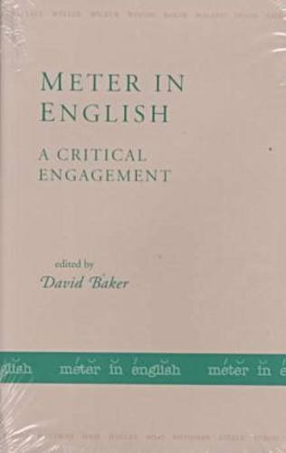 Meter in English: A Critical Engagement (Hardback)