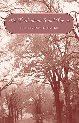 THE TRUTH ABOUT SMALL TOWNS: Baker, David