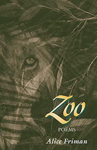 9781557285669: ZOO: Poems