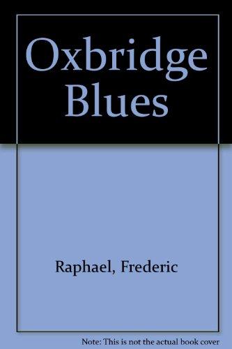 9781557286277: Oxbridge Blues