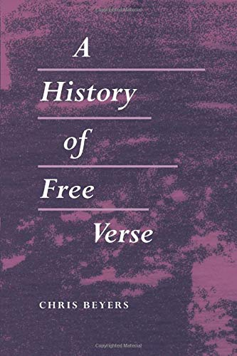 9781557287021: A History of Free Verse