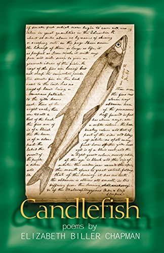 9781557287670: CANDLEFISH: Poems (University of Arkansas Press Poetry)