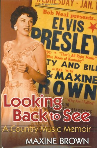 9781557287908: Looking Back to See: A Country Music Memoir