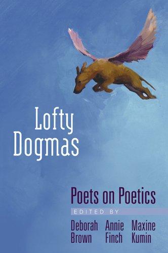 9781557287915: Lofty Dogmas: Poets on Poetics
