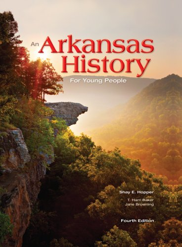 9781557288455: An Arkansas History for Young People, Fourth Edition