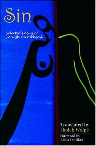 9781557288615: Sin: Selected Poems of Forugh Farrokhzad