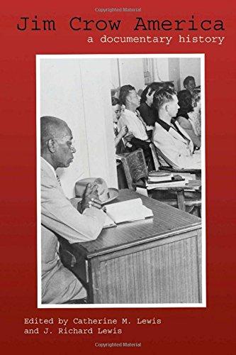 Jim Crow America: A Documentary History (Hardback)