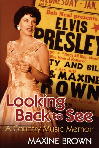 9781557289346: Looking Back to See: A Country Music Memoir