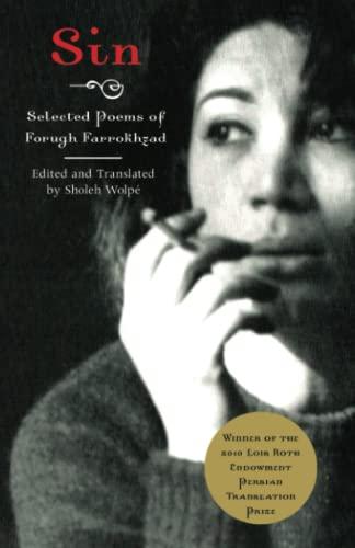 9781557289483: Sin: Selected Poems of Forugh Farrokhzad