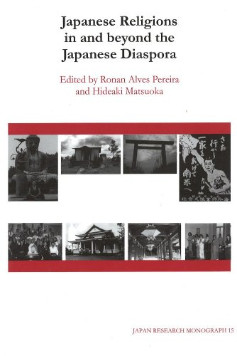 Japanese Religions in and Beyond the Japanese Diaspora: Editor-Ronan Alves