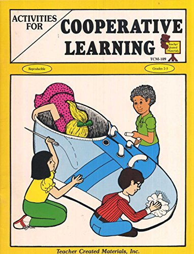 9781557341099: Activities for Cooperative Learning