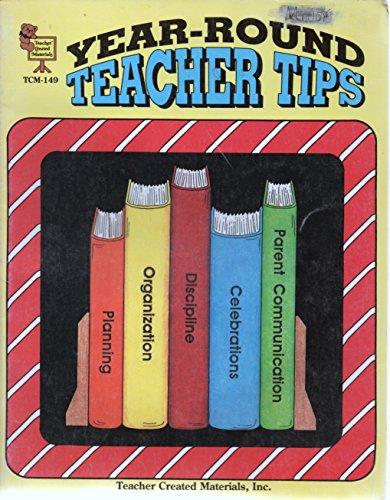 Year-Round Teacher Tips: Hofer, Kathy