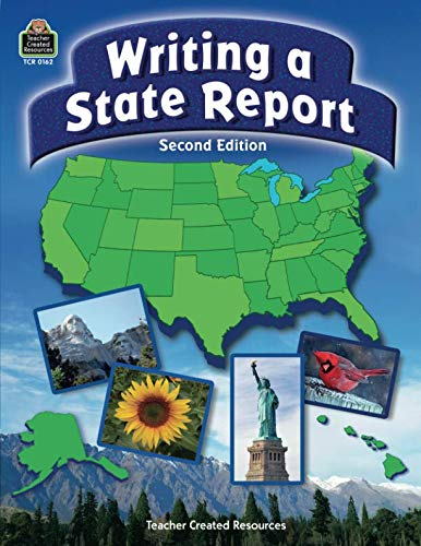 9781557341624: Writing a State Report