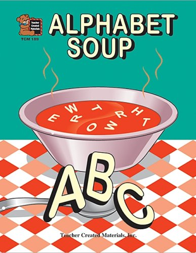 9781557341891: Alphabet Soup: phonics in context for beginning readers (ps-2)