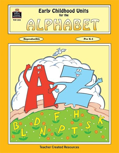 Early Childhood Units for Alphabet: Stone, Sylvia