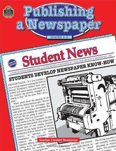 Publishing a Newspaper: Belshaw, Marjorie
