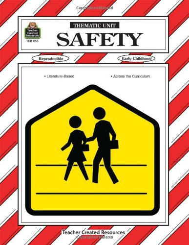 9781557342553: Safety Thematic Unit