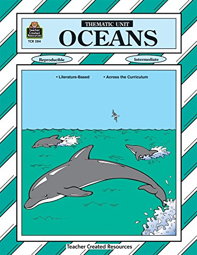 9781557342843: Oceans Thematic Unit (Thematic Units Ser)
