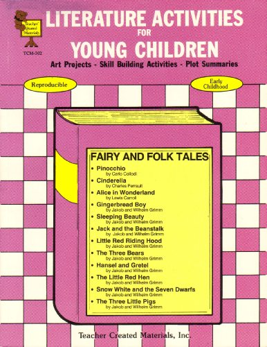 9781557343024: Lit Act/Young Children, Book 3 (Literature and Critical Thinking)
