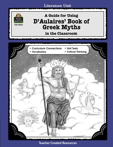 9781557344236: D'Aulaires' Book of Greek Myths