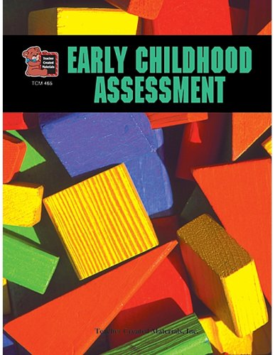 9781557344656: Early Childhood Assessment