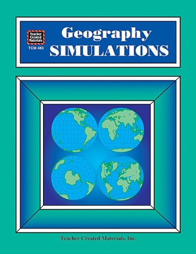 9781557344830: Geography Simulations