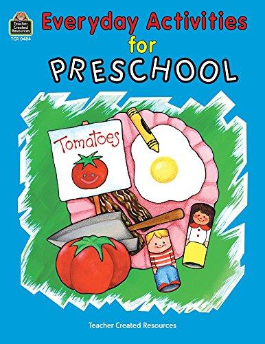 9781557344847: Everyday Activities for Preschool
