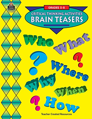 9781557344915: Brain Teasers (Challenging)