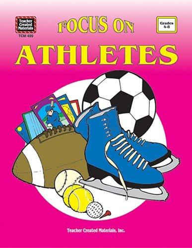 9781557344991: Focus on Athletes