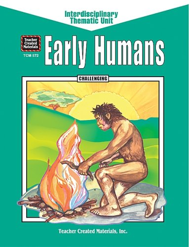 9781557345721: Early Humans