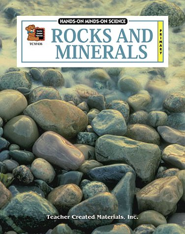 9781557346360: Rocks & Minerals (Hands-On Minds-On Science Series)