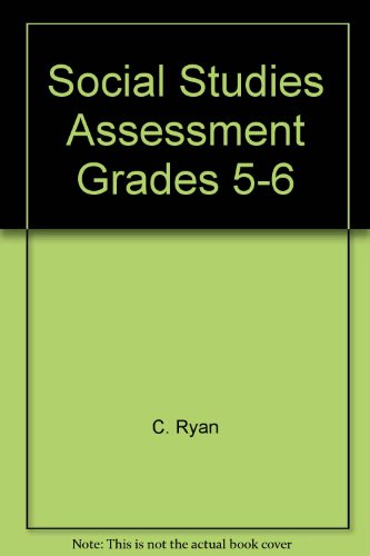 9781557347800: Social Studies Assessment Grades 5-6