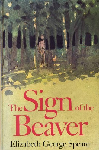Sign Of The Beaver Book