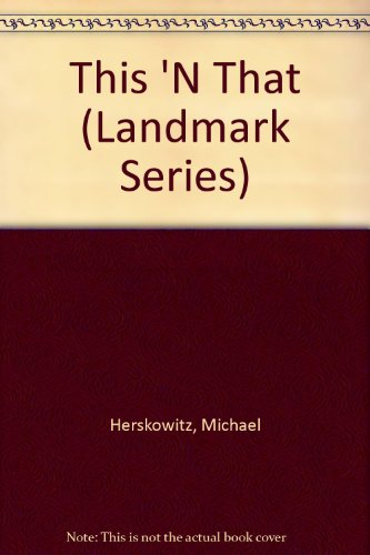 This 'N That (Landmark Series) (155736060X) by Michael Herskowitz; Bette Davis