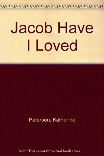 9781557361677: Jacob Have I Loved