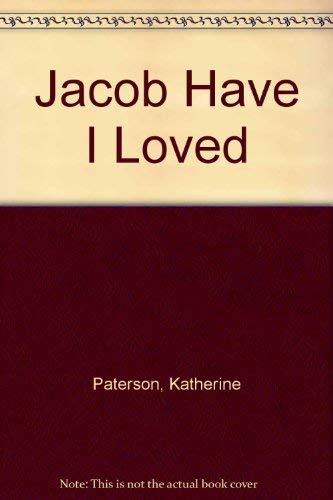 9781557361677: Jacob Have I Loved