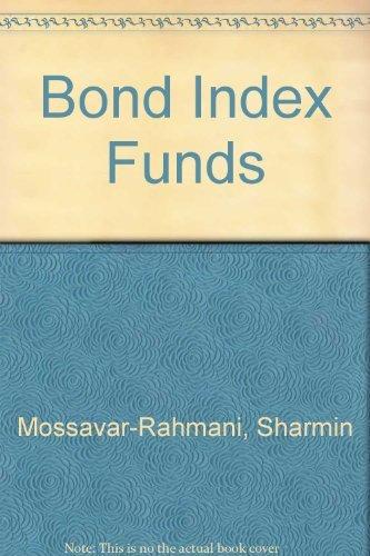 9781557380142: Bond Index Funds