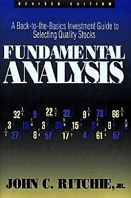 9781557380340: Fundamental Analysis: Back to the Basics Investment Guide to Selecting Quality Stocks