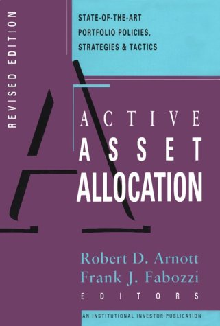 9781557382375: Active Asset Allocation (Institutional Investor Publication)