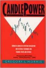 9781557384584: Candlepower: Advanced Candlestick Pattern Recognition and Filtering Techniques for Trading Stocks and Futures