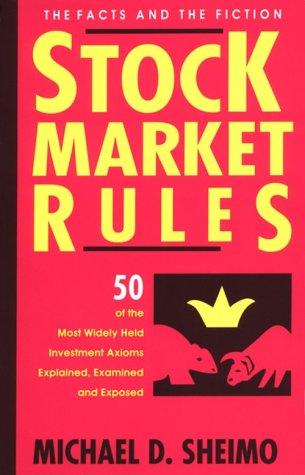 9781557385253: Stock Market Rules