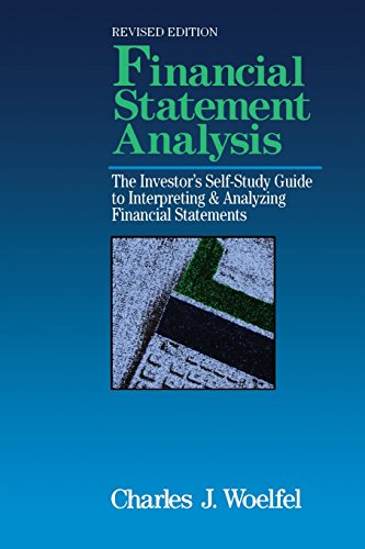 9781557385321: Financial Statement Analysis: The Investor's Self-Study to Interpreting & Analyzing Financial Statements, Revised Edition