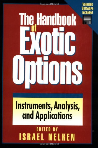 9781557389046: The Handbook of Exotic Options: Instruments, Analysis, and Application