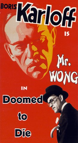 9781557395634: Mr. Wong:Doomed to Die [VHS]