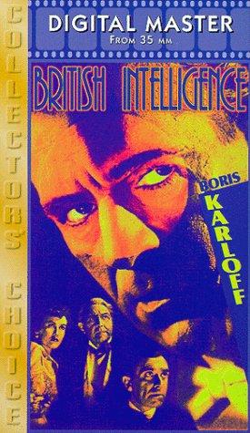 9781557396242: British Intelligence [VHS]