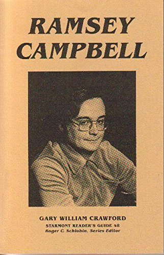 9781557420367: Ramsey Campbell (Starmont Reader's Guide, 48)