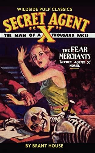 Secret Agent X: The Fear Merchants: Brant House