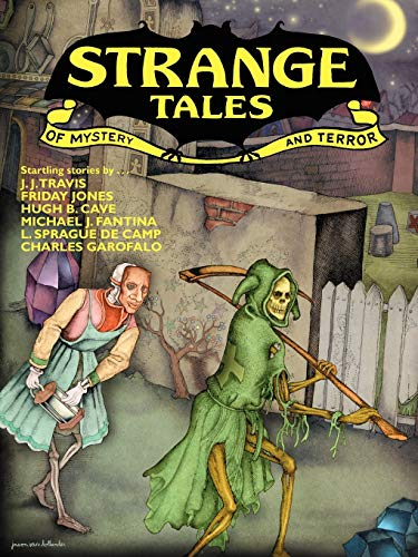 Strange Tales (1557423806) by Robert M. Price